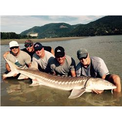 *MOVED TO EVENING AUCTION* THE 2nd ANNUAL JURASSIC CLASSIC STURGEON FISHING TOURNAMENT - 2-DAY TRIP