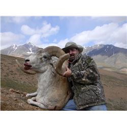 Kyrgystan Marco Polo- 12 day trip with 10 hunting days