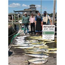 Sport Fishing Charter from Virginia Beach