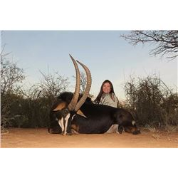 5 - DAY PLAINS GAME SAFARI FOR 4 LADIES IN SOUTH AFRICA  WITH JACO AS YOUR HOST