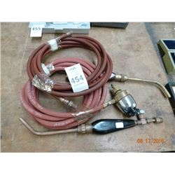 Universal Torch Heads w/Hose