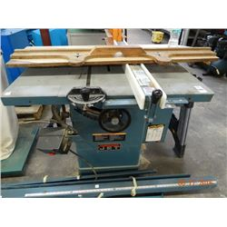 "Jet 10""  Tilting Arbor Tablesaw"