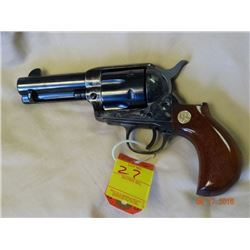 "Berettta Stampede SAA Marshall 45 LC REvolver 3 1/2"" Barrel - Bird Head Grips - Color Case Frame"