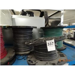 6 Reels of Wire - 6 Times the Money
