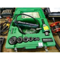 Greenlee #7646 Hydraulic Knockout Driver
