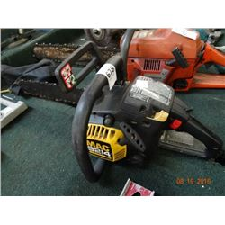 McCullough Gas Chain Saw - No Shipping