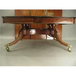 george iii patent extending mahogany dining table est 10000 15000