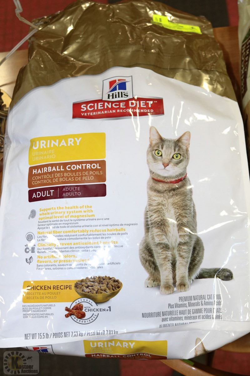 Science Diet Recovery Cat Food