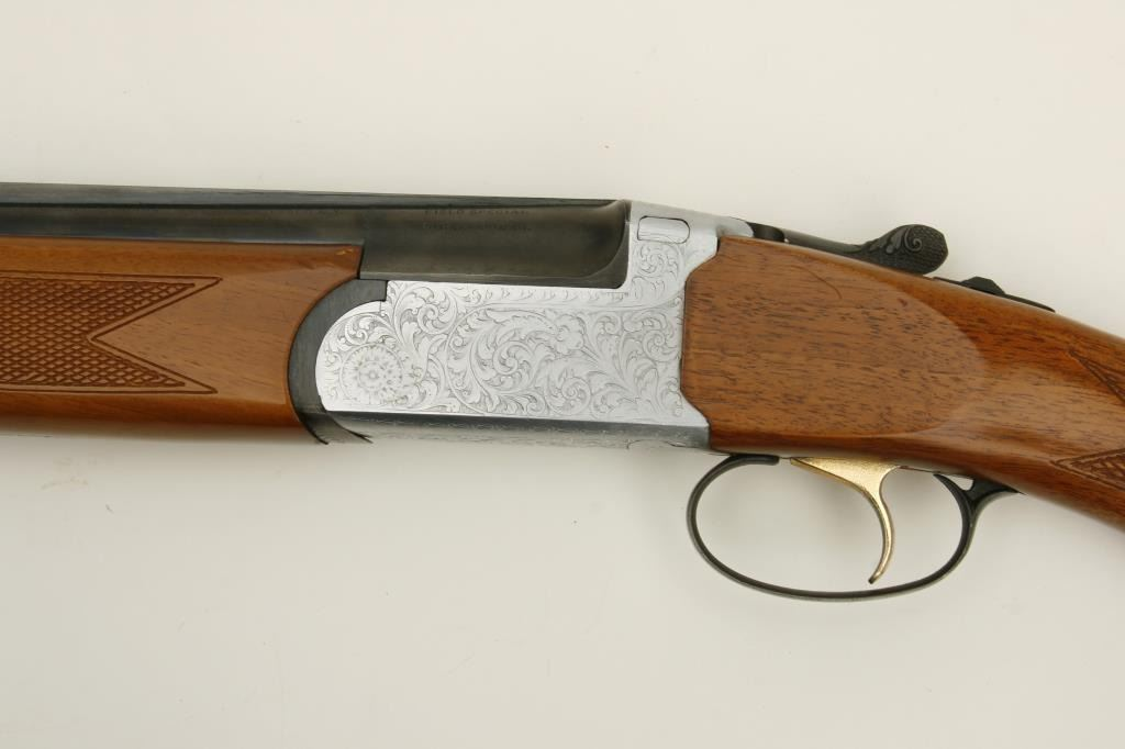 Zoli Field Special O/U shotgun, 20 gauge, serial