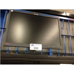 LENOVO ROTATING LCD MONITOR WITH INTEGRATED WEB CAM