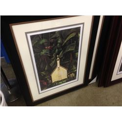 "EMILY CARR LIMITED EDITION PRINT ""INDIAN CHURCH"" 102/950"