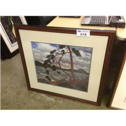 "TOM THOMSON PRINT ""THE WEST WIND"""