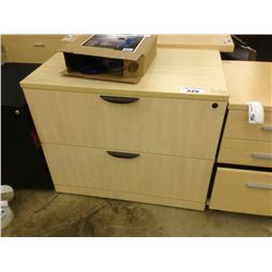 MAPLE 2 DR LATERAL FILE CABINET