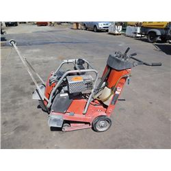 Husqvarna FS520 Walk-Behind 20  Concrete Floor Saw