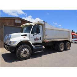 '03 International 7500 HT530 Dump Truck - (Lic. 555 TRJ)