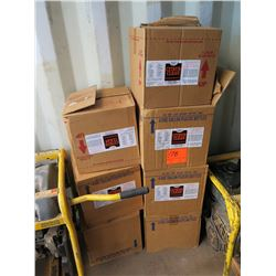 7 Boxes of Citrus Clean Concentrated Cleaner (some boxes sealed)