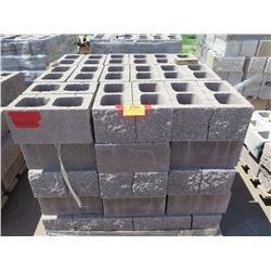 "Misc. Bricks (Contents of 3 Pallets): 90 qty 16""X8"", 37 qty 16""X8"", 130 qty 8""X8"""