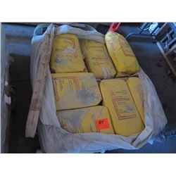 Contents of Pallet: Approx. 14 Bags of Sikatop 122Plus Corrosion Inhibitor