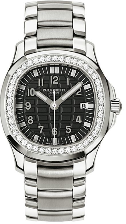 Patek philippe aquanaut women watch for Patek philippe women
