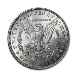 1883-O $1 Morgan Silver Dollar AU