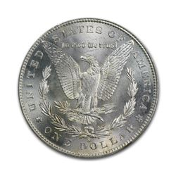 1898-S $1 Morgan Silver Dollar VG