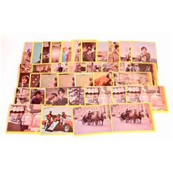LOT OF 36 VINTAGE 1967 THE MONKEES COLLECTIBLE TRADING CARDS