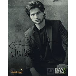 The 100 Thomas McDonell Signed Photo