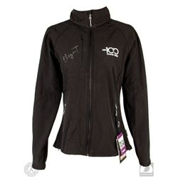 The 100 Season Three Women's Soft Crew Jacket Signed by Eliza Taylor