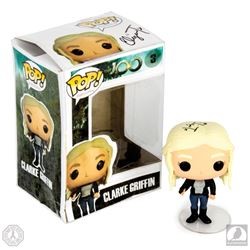 The 100 Clarke Custom-Made Pop! Figure Signed by Eliza Taylor