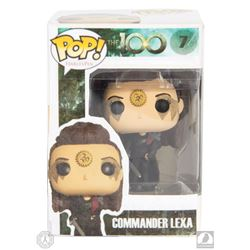 The 100 Commander Lexa Custom-Made Pop! Vinyl Figure