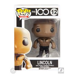 The 100 Lincoln Custom Pop! Vinyl Figure