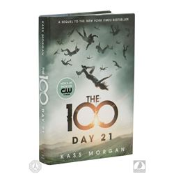 The 100 Day 21 Hardcover Book Signed by Author Kass Morgan