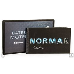 Bates Motel Season Two Press Kit Signed by Carlton Cuse