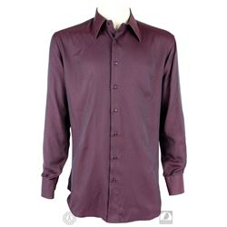 Castle Authentic Season Six Dress Shirt Worn by Nathan Fillion