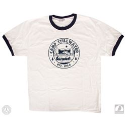 "Dead of Summer ""Camp Stillwater"" White Staff T-Shirt"