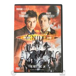 Doctor Who: The Next Doctor 2008 Christmas Special DVD Signed by David Morrissey