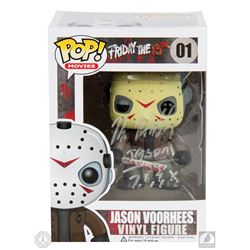 Friday the 13th Jason Voorhees Funko Pop! Figure Signed by Kane Hodder