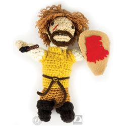 Game of Thrones Tyrion Lannister Crochet Doll