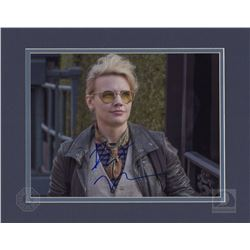 Ghostbusters 2016 Holtzmann Photo Signed by Kate McKinnon