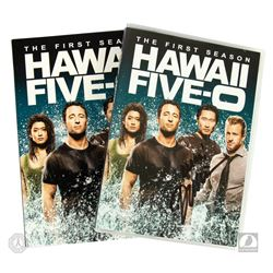 Hawaii Five-O: The First Season 6-Disc DVD Set Signed by Daniel Dae Kim