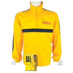 Kill Bill: Volume 1 DVD and Promotional Rain Parka