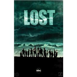 LOST Season One ABC Studios Network Poster
