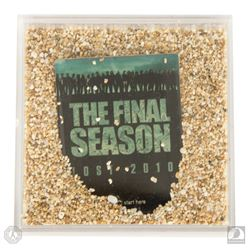 LOST The Final Season Pin & Oahu Beach Sand