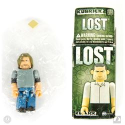 LOST Sawyer Kubrick Figure with Book