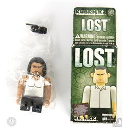 LOST Sayid Kubrick Figure with Transceiver