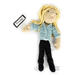 LOST Juliet Custom Crochet Doll