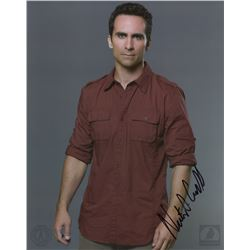 LOST Richard Alpert Photo Signed by Nestor Carbonell