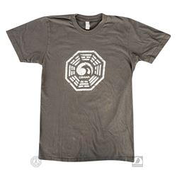 LOST Limited Edition DHARMA Obama Station T-Shirt