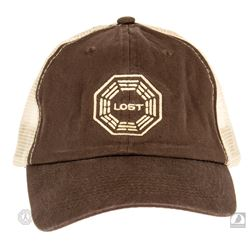 LOST Mesh Trucker Hat