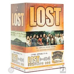 LOST: The Complete Second Season Japanese Import 13-Volume DVD Set